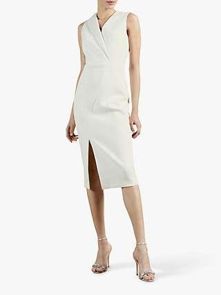 Ted Baker Tiloola Dress, Ivory