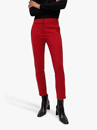 Mango Suit Slim Fit Trousers