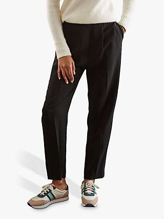Boden Albemarle Trousers, Black