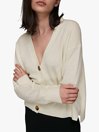 Whistles Cashmere Cardigan