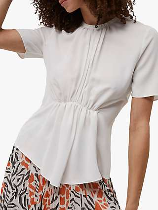 French Connection Emmy Crepe Top