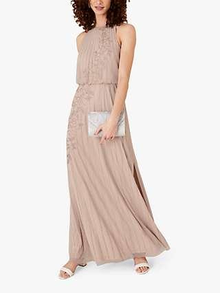Monsoon Summer Embellished Maxi Dress