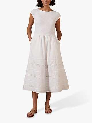 Boden Trim Midi Dress