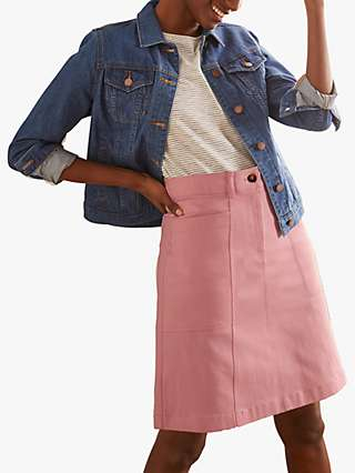 Boden Abingdon Skirt, Soft Peony