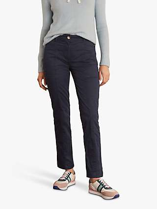 Boden Abingdon Chino Trousers, Navy
