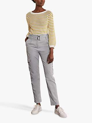 Boden Utility Cargo Trousers, Pebble