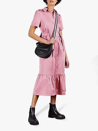 Ted Baker Luuciiy Midi Dress, Pink