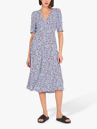 Finery Fayre Floral Tea Dress, Bouquet Ditsy