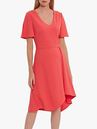 Gina Bacconi Mylee Soft Crepe Dress