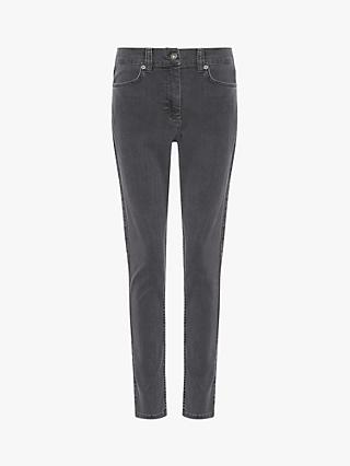 Great Plains Reform Skinny Jeans, Grey Wash