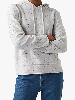 Great Plains Franky Hoodie, Oat Melange