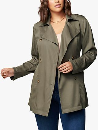Forever New Curve Brooklyn Trench Coat
