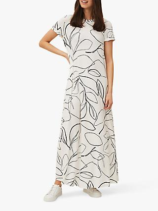 Phase Eight Fifi Floral Maxi Dress