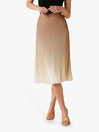 Forever New Odessa Pleated Midi Skirt