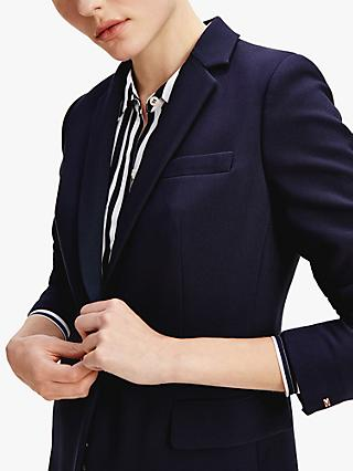 Tommy Hilfiger Core Suiting Blazer, Desert Sky