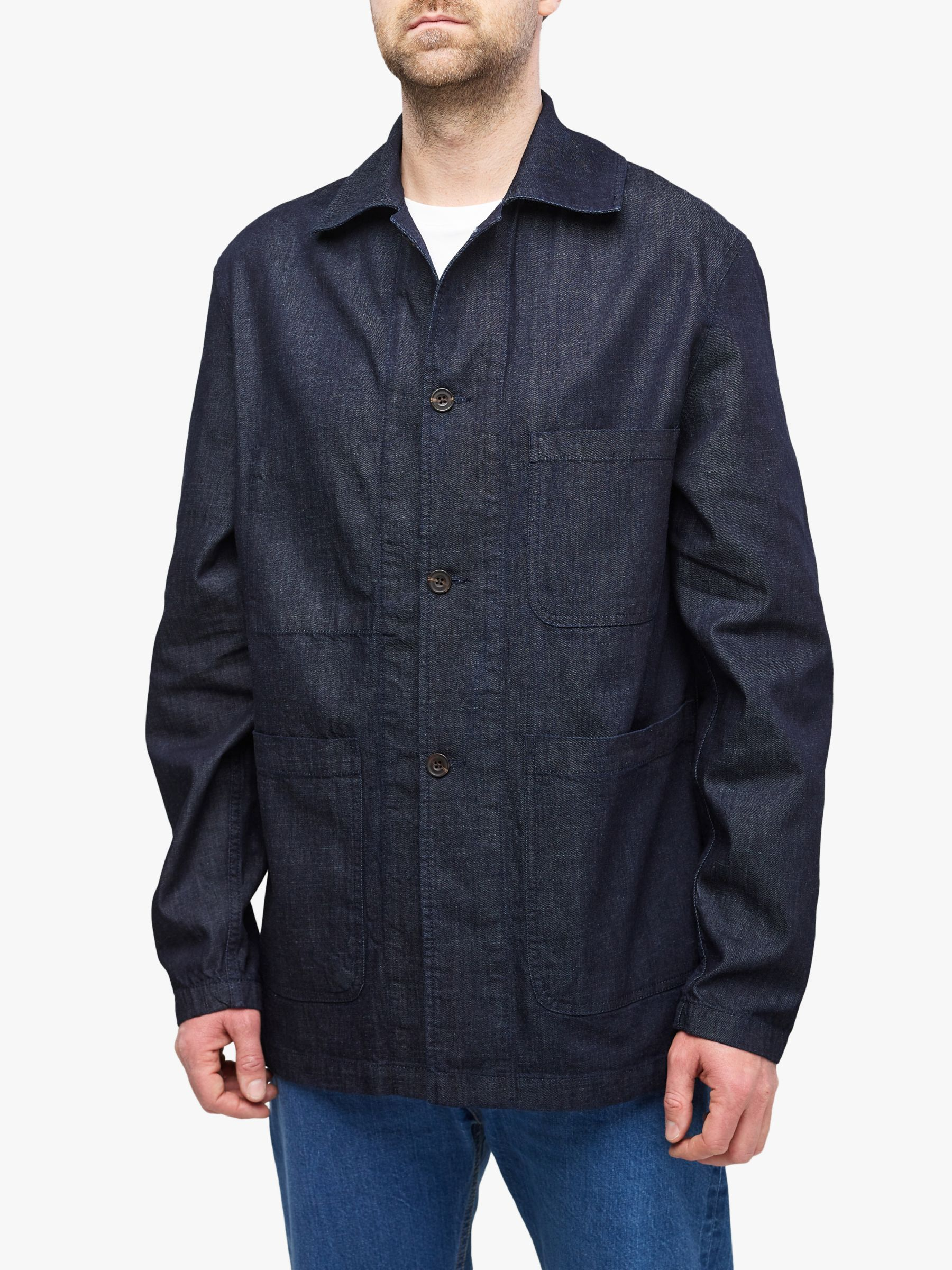 Community Clothing Cotton Twill Chore Jacket