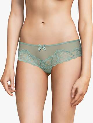 Chantelle Orangerie Hipster Briefs, Mint Green