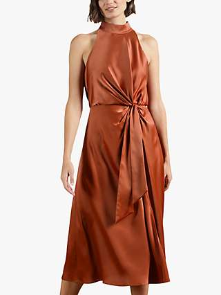 Ted Baker Lelly Halterneck Midi Dress
