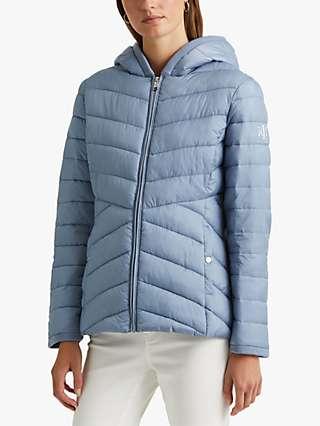 Lauren Ralph Lauren Quilted Insulated Jacket