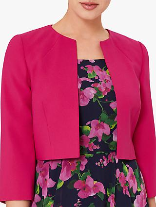 Hobbs Arizona Blazer Jacket, Fuchsia