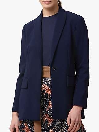 Helen McAlinden Darcie Jacket, Midnight Blue