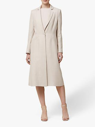 Helen McAlinden Lorraine Long Jacket, Blush