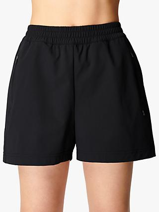 Sweaty Betty Summit Shorts, Black