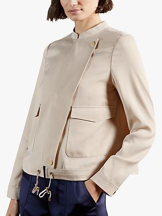 Ted Baker Farica Zip Up Jacket