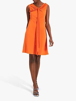 Damsel In A Dress Karlen Chain Detail Dress, Orange