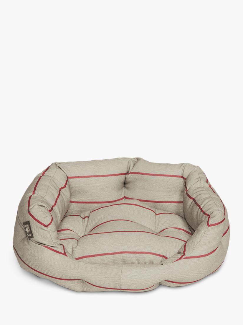 Danish Design Heritage Herringbone Dog Bed