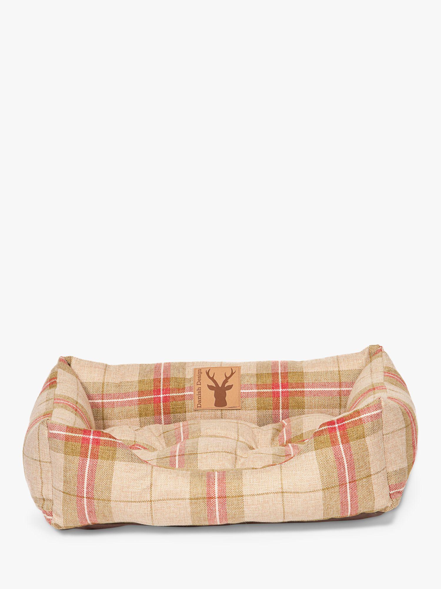 Danish Design Newton Moss Snuggle Dog Bed