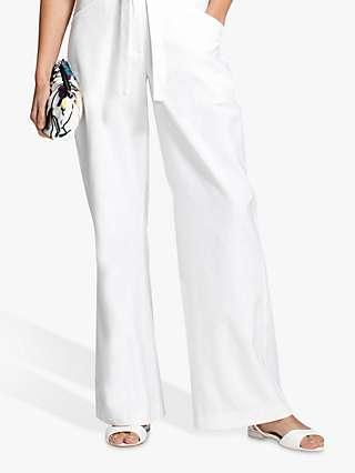 HotSquash Linen Blend Trousers