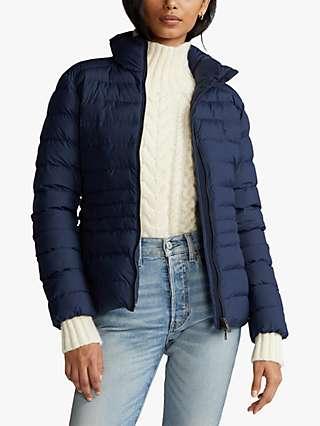 Polo Ralph Lauren Packable Jacket, Aviator Navy