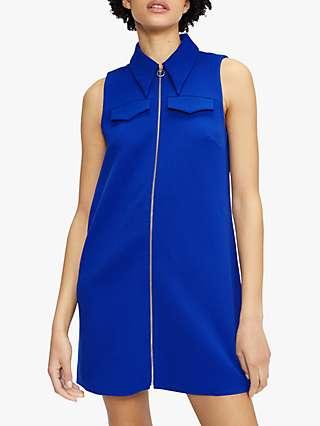 Ted Baker Sixties A-Line Dress, Blue