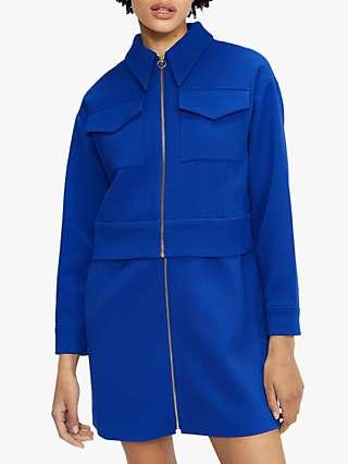 Ted Baker Cropped Zip Up Jacket