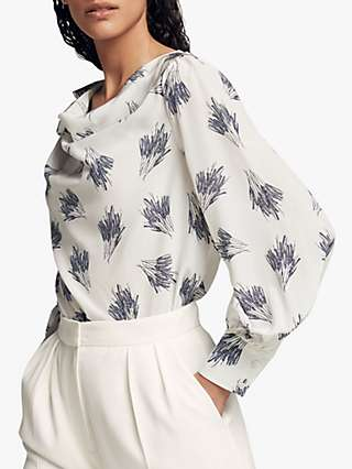 The Fold Eglington Silk Blouse
