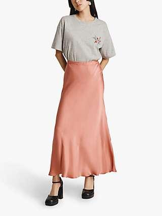 Ghost Caro Slip Skirt