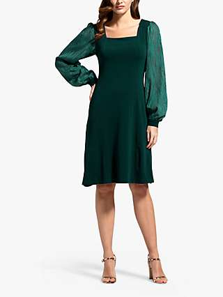 HotSquash Square Neck Dress