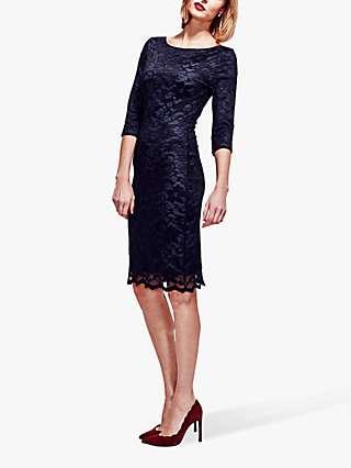 HotSquash The Lace Dress, Black