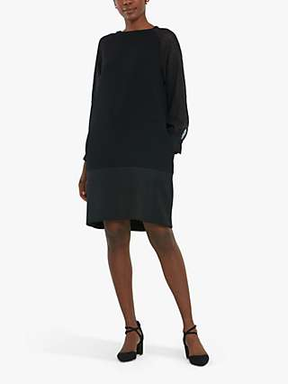 Helen McAlinden Sarah Shift Dress, Black