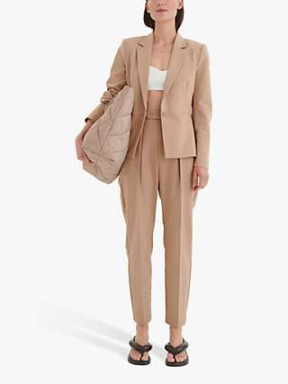 InWear Zella Tapered Suit Trousers, Amphora