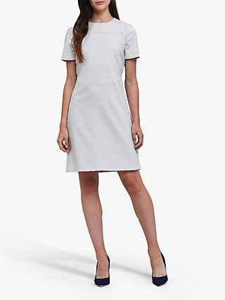 Helen McAlinden Marina A-line Dress, Silver
