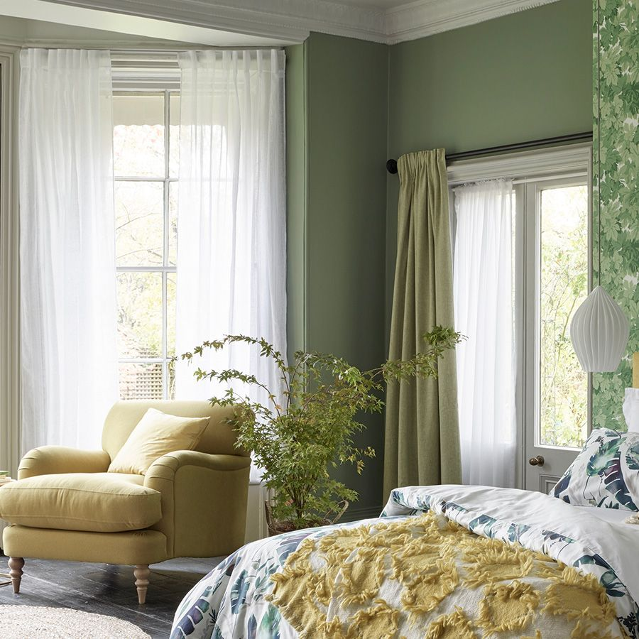 Great Value curtains