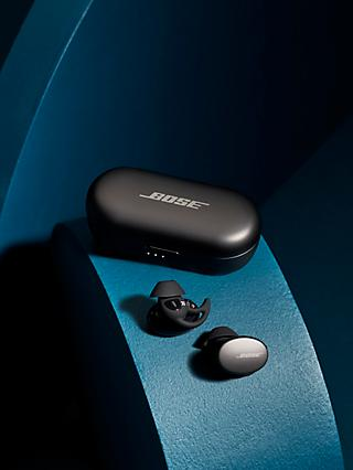 Bose® Sport Earbuds True Wireless Sweat & Weather-Resistant Bluetooth In-Ear Headphones with Mic/Remote
