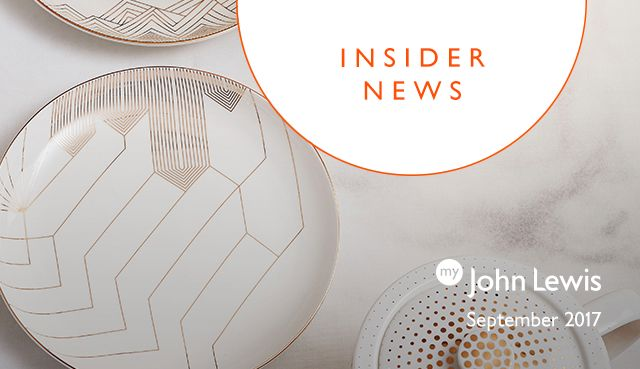 my John Lewis Insider News - September 2017