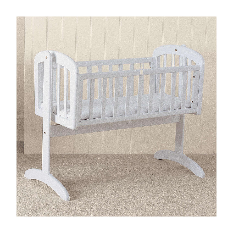 Anna swinging crib