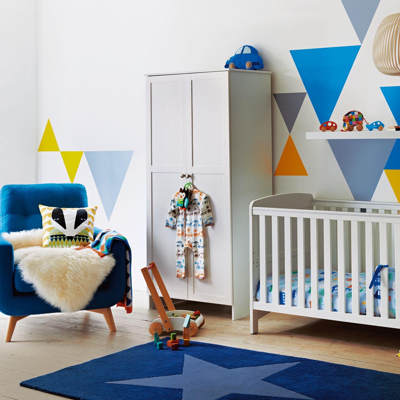 Buy John Lewis Lasko Nursery Furniture, White
