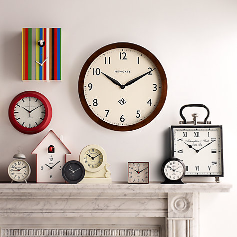 buy newgate wimbledon wall clock dia 45cm online at