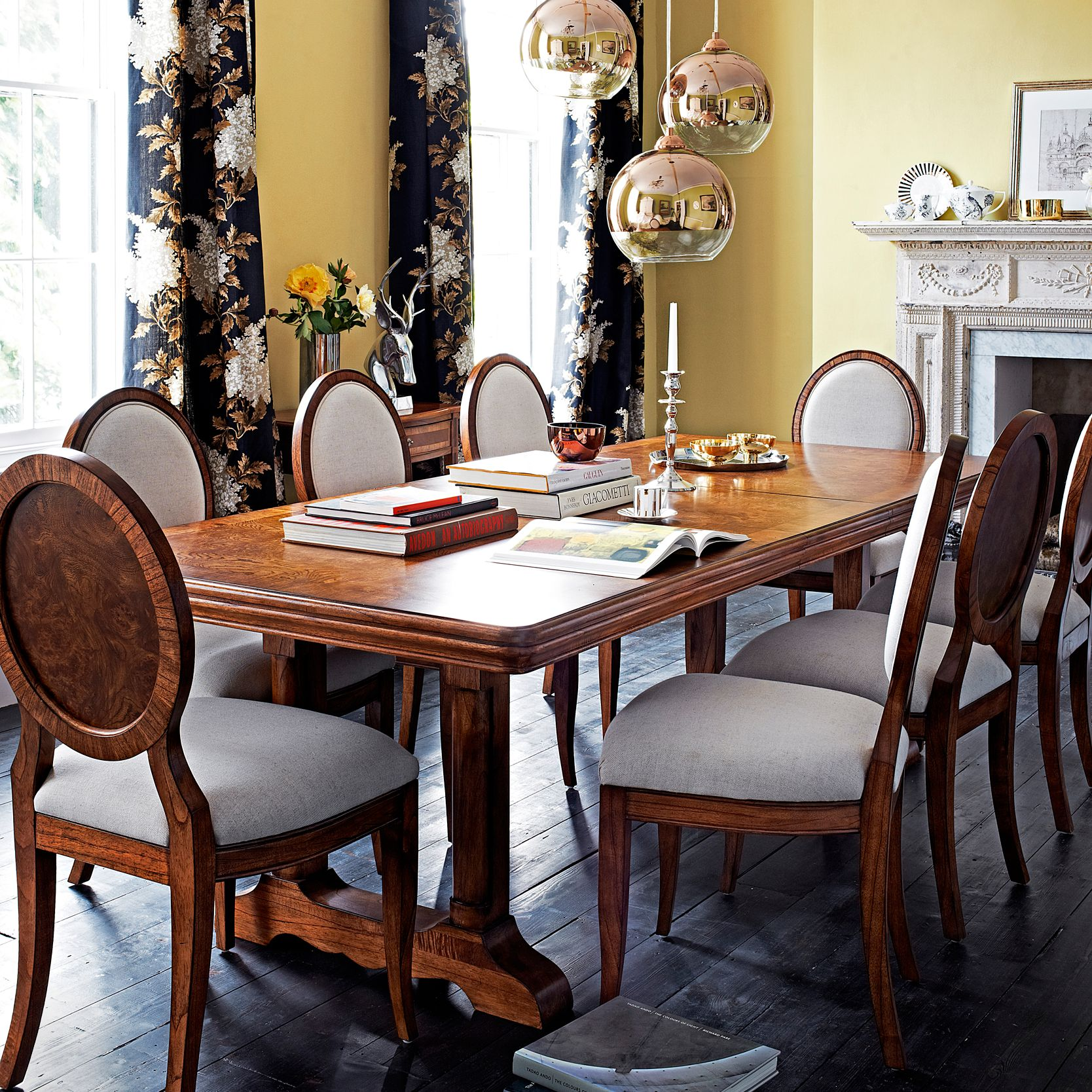 Picture of: John Lewis Partners Hemingway 6 10 Seater Extending Dining Table At John Lewis Partners