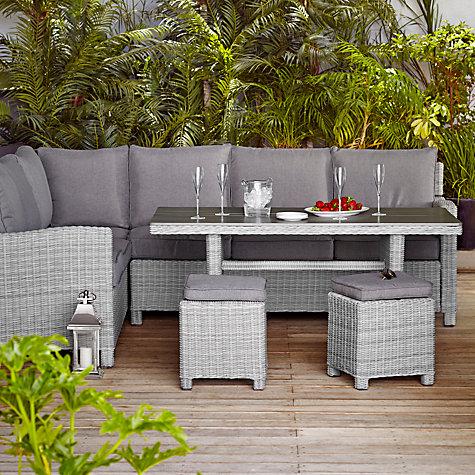 buy kettler palma corner garden lounge set online at johnlewiscom